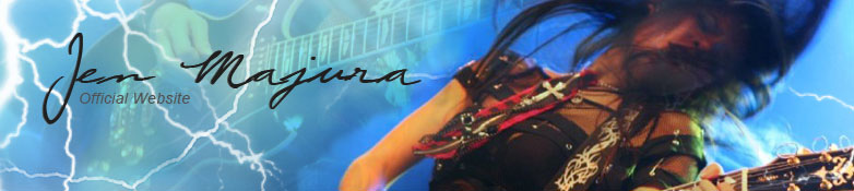 Image: Jen Majura Official Website